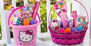 hello gift basket build your own hello easter basket party city