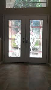 Exterior Doors Pittsburgh Doorpro Entryways Inc Decorative Glass Inserts