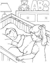 my name coloring pages he knows my name coloring page