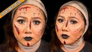 halloween makeup plastic surgery gone wrong delaniamarvella