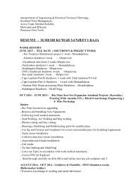 mechanical engineering cover letter cover letter no work