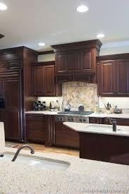 Cherry Cabinets In Kitchen 25 Best Dark Cabinets And Dark Floors Ideas On Pinterest Dark
