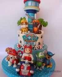 paw patrol lookout tower cake guy asked cheescake