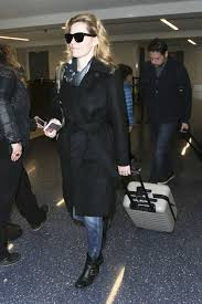 banks departs from lax airport in los angeles 1 4 2017
