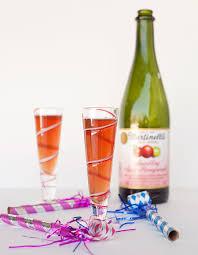 sparkling cider new year u0027s eve mocktails kleinworth u0026 co
