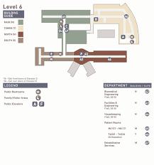 hospital floor plan butler memorial hospital