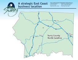 Map Of North Carolina Coast Surry County Nc Maps And Downloads To Find Your Way Around Our