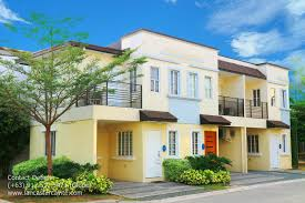 house model images thea house model in lancaster new city cavite house for sale