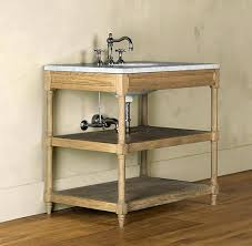 Distressed Wood Bathroom Vanity Weathered Bathroom Vanitysale Legion Furniture Weathered Oak