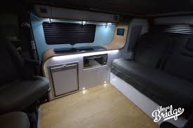 volkswagen california interior vw infinity three bridge campers vw camper conversions vw t5