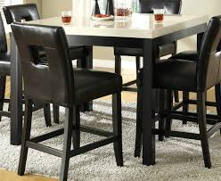 Dining Room Tables Bar Height Bar Height Kitchen Table With Leaf