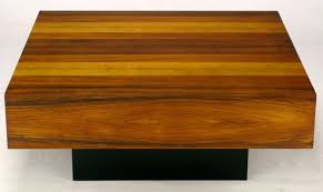 wooden coffee tables for sale square wooden coffee table awesome danish exotic wood parquetry top