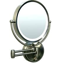 battery operated wall mounted lighted makeup mirror wall mounted lighted makeup mirror 10x wall mounted lighted makeup
