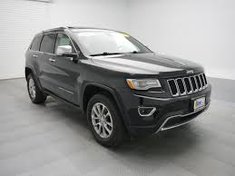 jeep grand cherokee limited 2014 pre owned 2014 jeep grand cherokee limited sport utility cicero