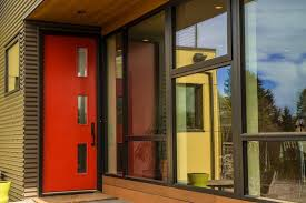 glass panels for front doors 35 different red front doors many designs u0026 pictures