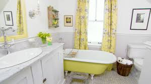 Gray And Yellow Bathroom by Southwestern Bathroom Design And Decor Hgtv Pictures Hgtv