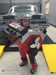 Halloween Costume Coolest Small Block Chevy V8 Engine Costume Costumes Halloween