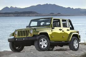 Wrangler 2009 Jeep Wrangler Unlimited Specs 2006 2007 2008 2009 2010 2011