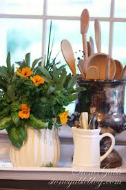 Kitchen Herb by Herb Bouquet Stonegable
