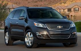 chevy terrain 2013 chevrolet traverse first look motor trend