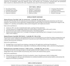 sample cover letter for human resources position hitecauto us