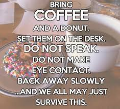 Funny Coffee Tables - instructions for when i wake up the meta picture