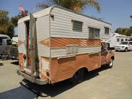 Vintage Ford Truck Commercials - vintage truck based camper trailers from oldtrailer com