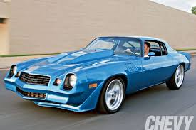 79 chevy camaro 1979 chevrolet camaro chevy high performance magazine