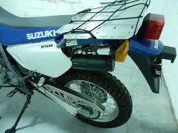 suzuki dr650 rear rack