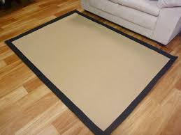 Rugs For Hardwood Floors by Floor Exciting Seagrass Rugs Cream Rug With Cozy Pads For