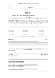 Build A Free Resume Online Making A Free Resume Resume Template And Professional Resume