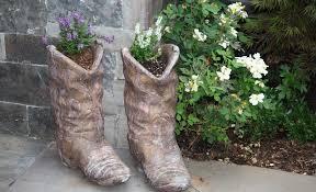 Cowboy Boot Planter by Maxie B U0027s Bakery Blog Jesi U0027s Wedding At Adaumont Farm