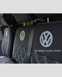 vw logos volkswagen vw transporter t6 tailored seat covers car seat covers