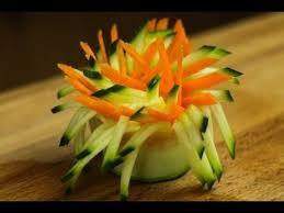cuisiner les l馮umes autrement impressionner vos invités présenter vos légumes autrement trucs