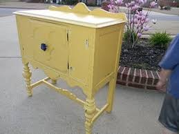 68 best yellow painted furniture images on pinterest yellow