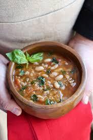 Italian Soup by Hearty Italian White Bean Basil Soup The Vegan 8