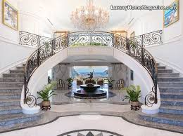Walking Home Design Inc I Love The Double Stair Case Entry When Walking Into A Home