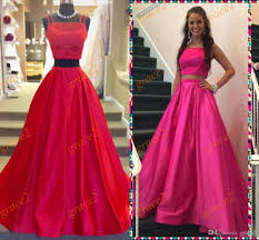 fuchsia quinceanera dresses fuchsia prom dresses cheap 2k17 real photo with straps and back