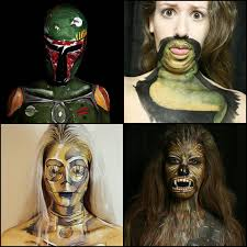 kryolan halloween makeup star wars makeup take that cover imgur