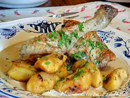 une normande en cuisine le poulet vallée d auge une recette classique normande du miel