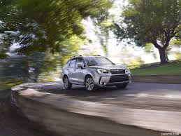 2017 subaru forester 2 0 xt silver front hd wallpaper 2