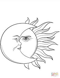 moon coloring page elegant moon coloring page with moon coloring