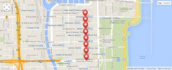 mcdonald s thanksgiving parade 2014 chicago route map start time