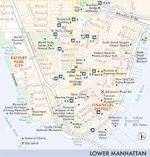 downtown manhattan map map of lower manhattan lower manhattan fodor s travel guides