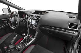 subaru car interior new 2017 subaru wrx sti price photos reviews safety ratings