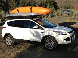 Ford Escape Roof Rack - john day river oregon a day running the river cabin fever