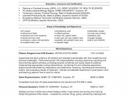 Example Lpn Resume by Sample Lpn Objectives Lpn Sample Resume 14 Resume Lpn Sample Lpn