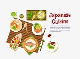 de la cuisine อาหารญ ป น ญ ป น อาหาร ม อทาส อาหาร png และ vector สำหร บการ