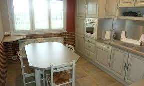 peindre armoire de cuisine en chene repeindre meuble cuisine chene repeindre meuble de cuisine en