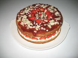 marmiton org recettes cuisine mon premier fraisier facile à faire sur douceurdevivre